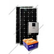 Солнечная электростанция СЭ-2000К-320М-200 фото