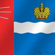 Флаг города Калуга (Калужская область) фото