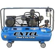 Компрессор Extel 120 литров 380 вольт фото