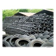 Утилизация шин, РТИ фото