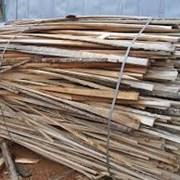 Обрезь (срезки) березовые на дрова фото