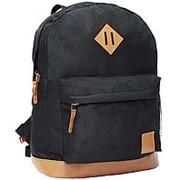 Городской рюкзак Bagland 'Молодежный кожзам' 00533663 2 фото