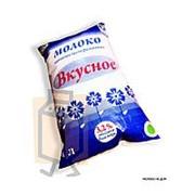 Молоко пастеризованное Витебское молоко Вкусное 3,2% 1л фин-пак фото