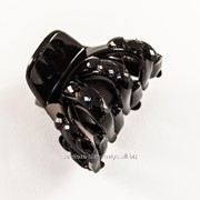 Краб простой черный пластиковый, среднего размера (4 см.) 214157(9) фото