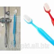 Щетка для чистки ванны Зубная фото