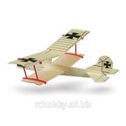 Самолёт свободнолетающий 45 Balsa Airplane Wwi Biplane фото