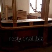 Реставрация антикварной деревянной мебели фото