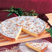 Пирог Torta della Nonna фото