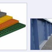 Решетки из стеклопластика фото
