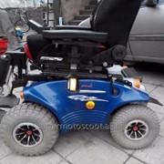 Электроколяска Meyra Optimus 2 15км\ч (Мейра Оптимус-2) фото