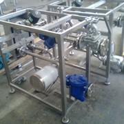 Станции подогрева вода для технологического оборудования. фото
