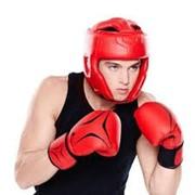 Шлем защитный AGATA FIGHTER фото