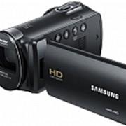 Видеокамера Samsung HMX-F80BP черный фото