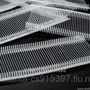 Молнии Т5 оксид/никель 45см фото
