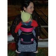 Слинги, Слинг-рюкзачок «Чани» (Корея) фото