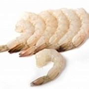 Очищенные креветки с/м на хвостах Китай фото