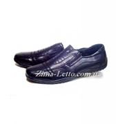 Туфли подростковые кожа р.36-41 5631 фото