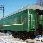 Ремонт вагонов специального назначения фото