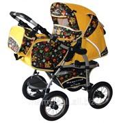 Детская коляска Super Kid (темно-желтый) от Bebetto фото