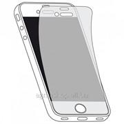 Пленка из оргстекла на iPhone фото
