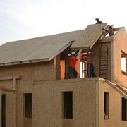 SIP панели строительство домов коттеджей коммерческих объектов фото