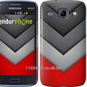 Чехол на Samsung Galaxy Core i8262 Цветная геометрия 3024c-88 фото