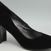 Туфли Mar-tochi 6035-29 чёрная замша фото