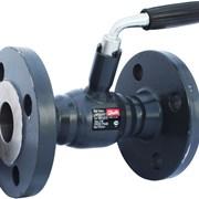 Кран шаровой Danfoss Ду 100 Ру 25 JiP BaBV/FF балансировочный фото