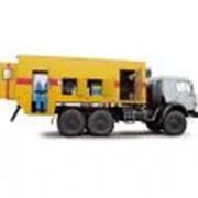 Агрегат ремонта магистральных трубопроводов АРМТ (шасси КАМАЗ-43118 6х6) фото