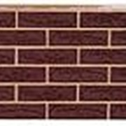 Фасадные панели T-Сайдинг, коллекция «Лондон Брик» коричневый, 1090х455 фото