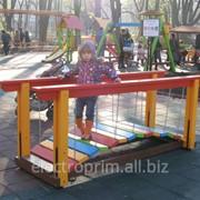 Детское сооружение модель M10 фото