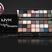 NYX Wicked Dreams Collection тени S 130 фото