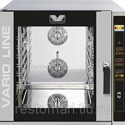 Пароконвектомат Vortmax VSI 07W фото