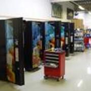 Автоматы торговые (вендинговые) фото