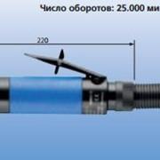 Прямая шлифовальная машина PGAS 7/250 E-HV Число оборотов: 25.000 мин-1 / Мощность: 540 Ватт фото