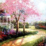 Картины, написанные пастелью фото