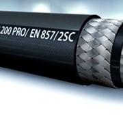 Компактный шланг высокого давления, износостойкий - KP 200 PRO (2SC) фото