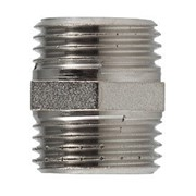 Ниппель резьба 11/4' (никель), VALTEC фото