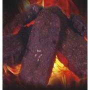 Торфяные брикеты-лучшее альтернативное топливо. фото