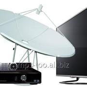 Монтаж и настройка систем спутникового ТВ фото