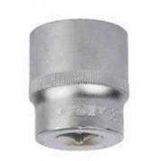 Торцовая головка Зубр Мастер - 1/2, Super Lock , хроматированное покрытие, 22 мм Код:27725-22_z01 фото
