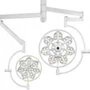 Потолочный операционный светильник ЭМАЛЕД 300/500 фото