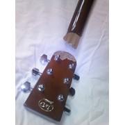 Ремонт грифа акустической гитары фото