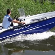 Алюминиевая лодка TRIDENT Zvezda 400 - 200кг фото