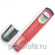 Метр для измерения рН и температуры воды фото