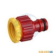 Адаптер GRINDA пластм 1/2-3/4 фото