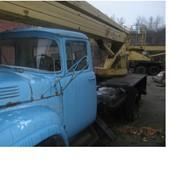 Автовышка ЗИЛ-130 ВС-22 фото