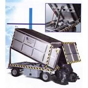 Трейлер для вывоза мусора APT NU из самолетов и аэропортов фото