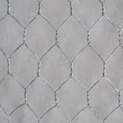 Сетка шестигранная фото
