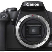 Фотоаппарат зеркальный Canon EOS 1000D Body фото